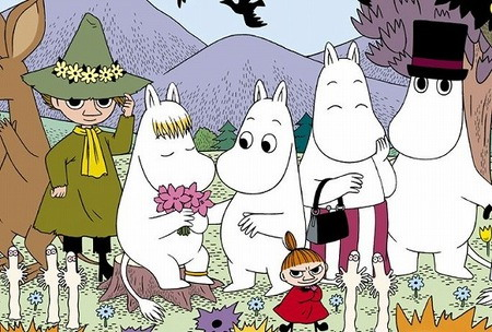 Moonins by Tove Jansson, 1969