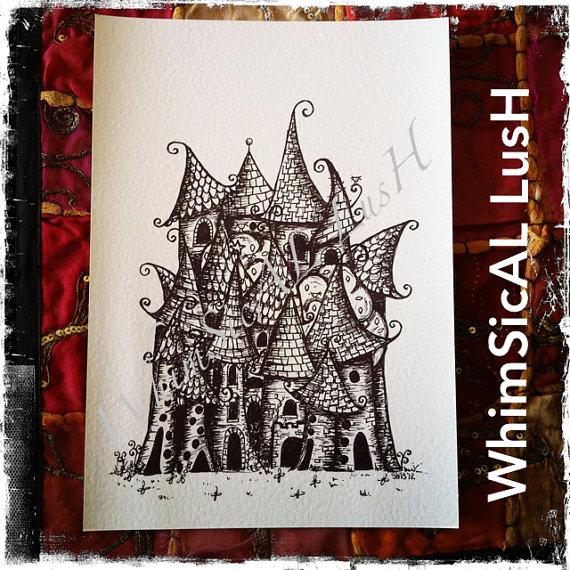 WhimSicAL LusH Print