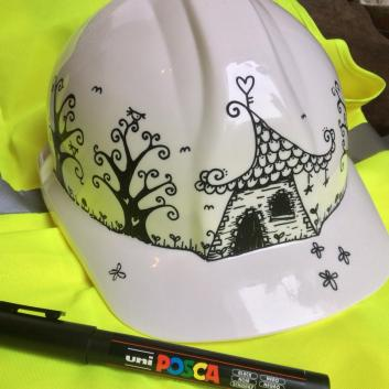 WhimSicAL LusH Hard Hat