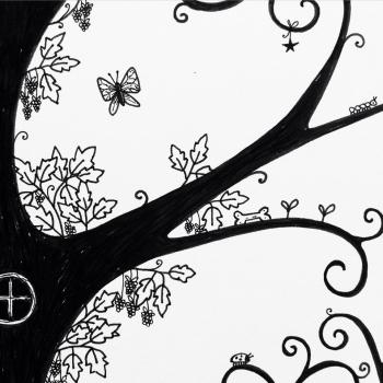 WhimSicAL LusH Illustration tree