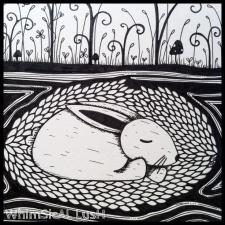 WhimSicAL LusH Sleepy Rabbit